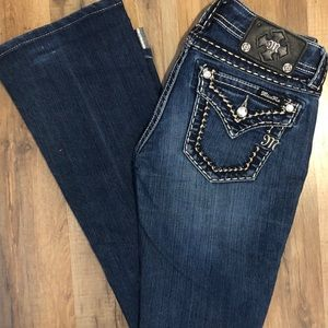 Miss me bootcut jeans Size 26.